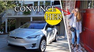 Tesla's Biggest Roadblock. Your Spouse!