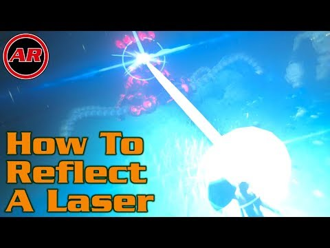 How To Reflect A Guardian Laser In Breath Of The Wild | Timing For A Shield Parry | Tips
