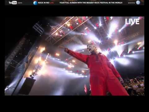 [HQ] Slipknot - Til We Die Live at Rock In Rio 2011 25 SEP 2011