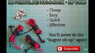 DD Frontline Hammock Modification