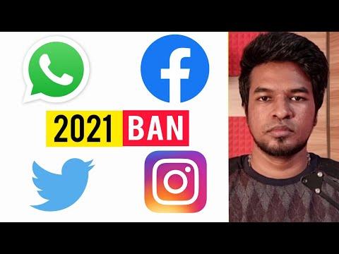 WhatsApp, Facebook, Instagram, Twitter Ban in India? | Tamil | Madan Gowri | MG