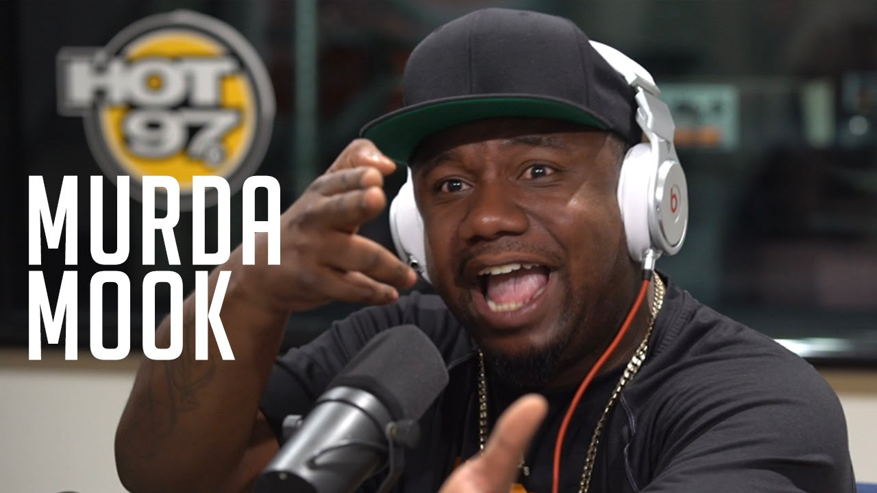 Murda Mook Spits A Dope Freestyle on Flex | Freestyle #015