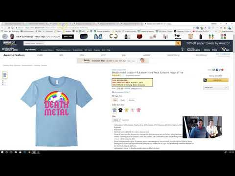 Merch By Amazon Design Review: How to Improve your Merch By Amazon Designs