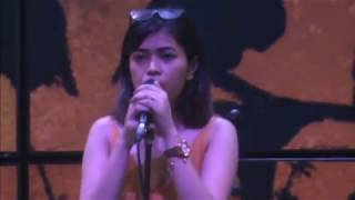 Compilation Side to Side , Menunggu Kamu , Best Part, Cover By Della Firdatia with Soda Lounge Band