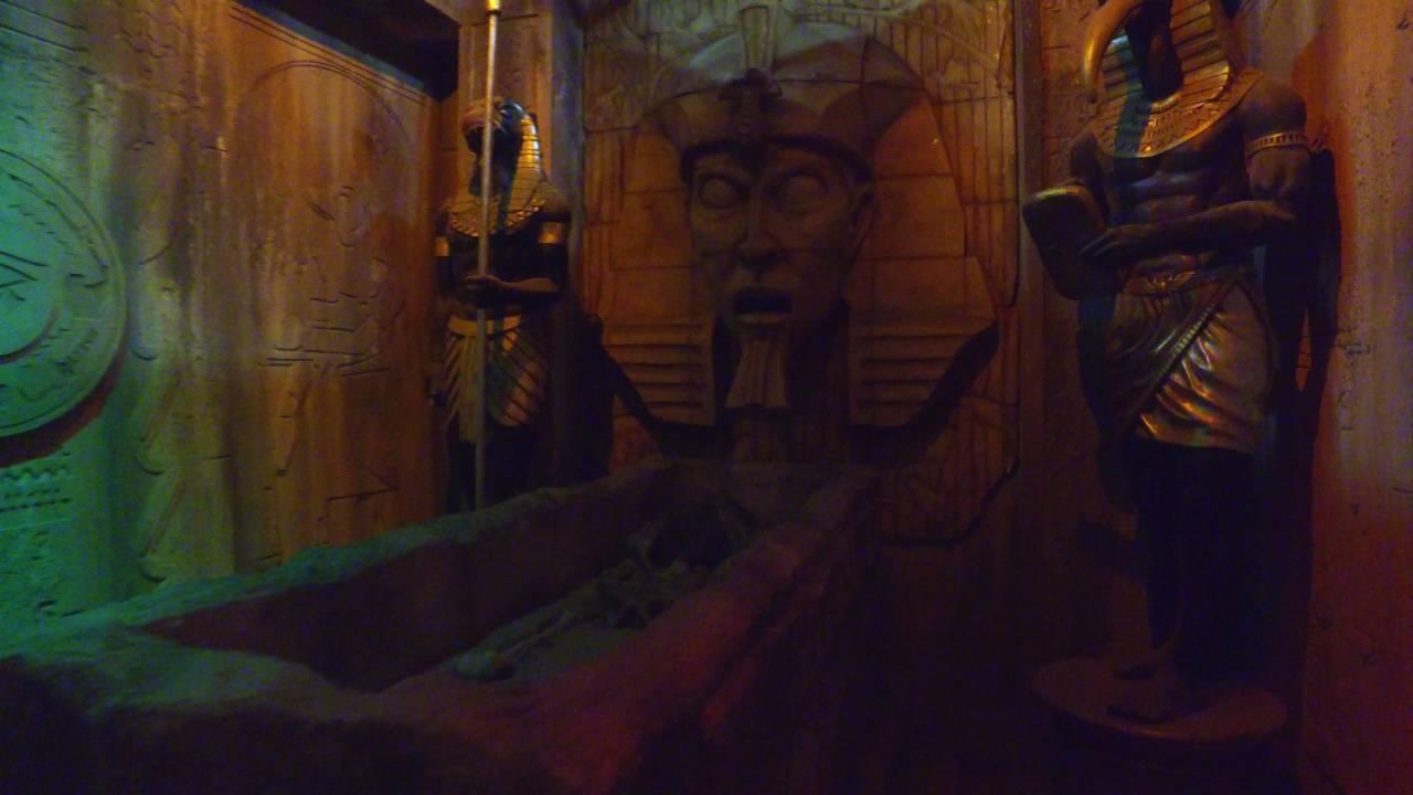 Mummy Escape Room St Louis