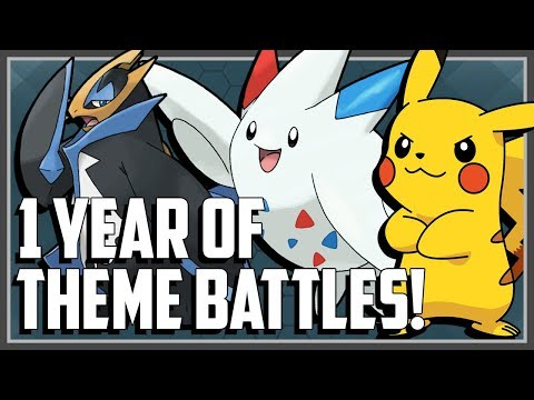 ONE YEAR OF THEME BATTLE HIGHLIGHTS