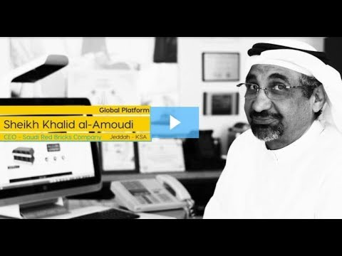 Sheikh Khalid Al Amoudi on creating business opportunities in Saudi Arabia