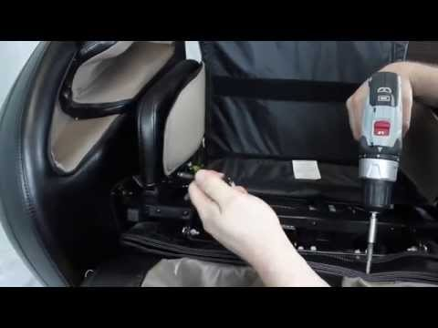 Osaki OS-4000 Massage Chair Install Video in 6 Simple Steps