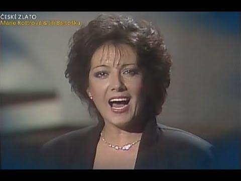 Marie Rottrová & Jiří Bartoška - Klíč pro štěstí (Thought I'd Ring You) (1985)