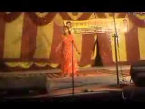 East Indian  Bhojpuri Folk Ghazal  ( Enhanced Baithak gana  in nach form )