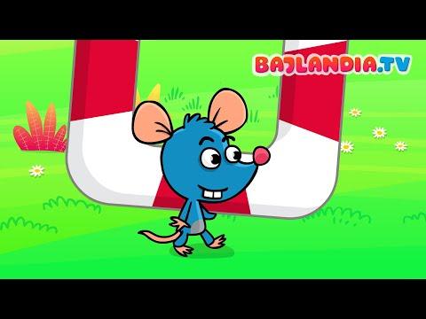 Kółko Graniaste - Piosenka Dla Dzieci - Bajlandia.tv