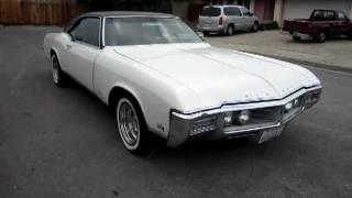 1969 White Buick Riviera Walkaround
