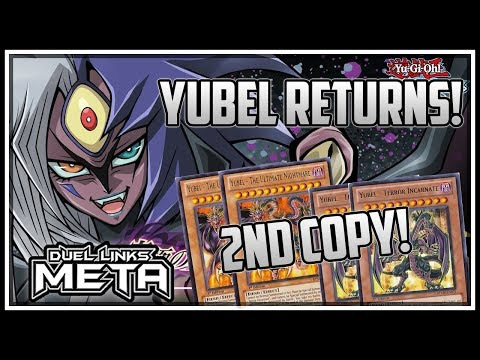NEW Yubel 2.0! Most Consistent Way To Play! [Yu-Gi-Oh! Duel Links]