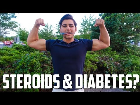 Taking Steroids As A Diabetic? First Q&A Of The Year