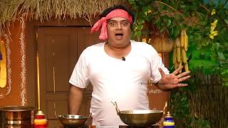 PURDINA CABBAGE CURRY | JABARDASTH HYPER AADI TEAM | GANAPATHI MASTER MAKING TRADITIONAL FOOD