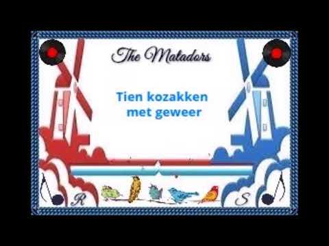 The Matadors - Tien Kozakken met geweer - RS