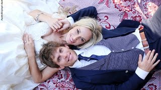 Ryan Sandes and Vanessa Haywood tie the knot on Top Billing (FULL INSERT)