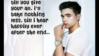Not Your Enemy - Jesse McCartney LYRICS