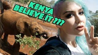Travel Vlog: My Amazing Trip to Kenya, Africa!