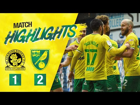 Blackburn Norwich Goals And Highlights