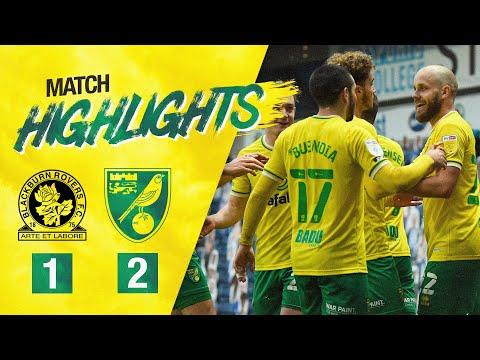 Blackburn Norwich Goals And Highlights