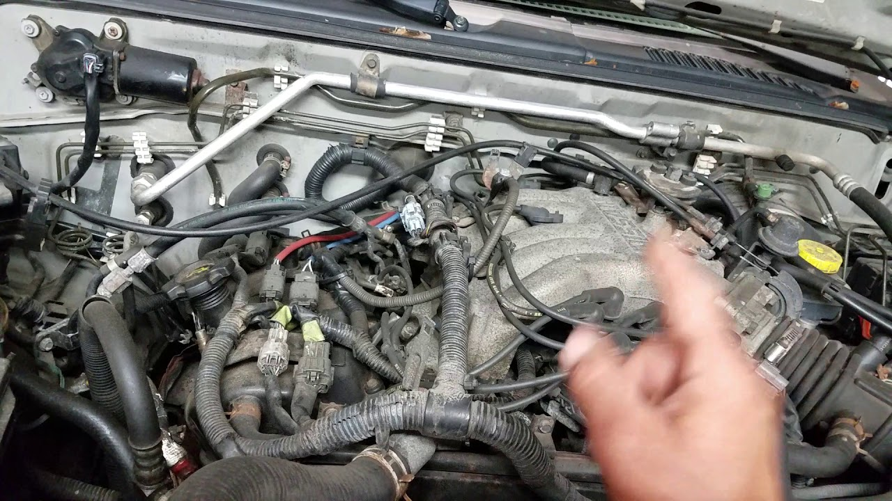 2000 Nissan Xterra Engine 33 L V6 Se ~ Perfect Nissan