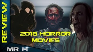BEST Horror Movies Of 2018 (So Far)