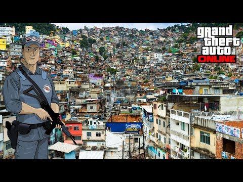 GTA SAN MTA #POLICIA 24 HORAS PATRULHA PESADA(VIDA DE PM)