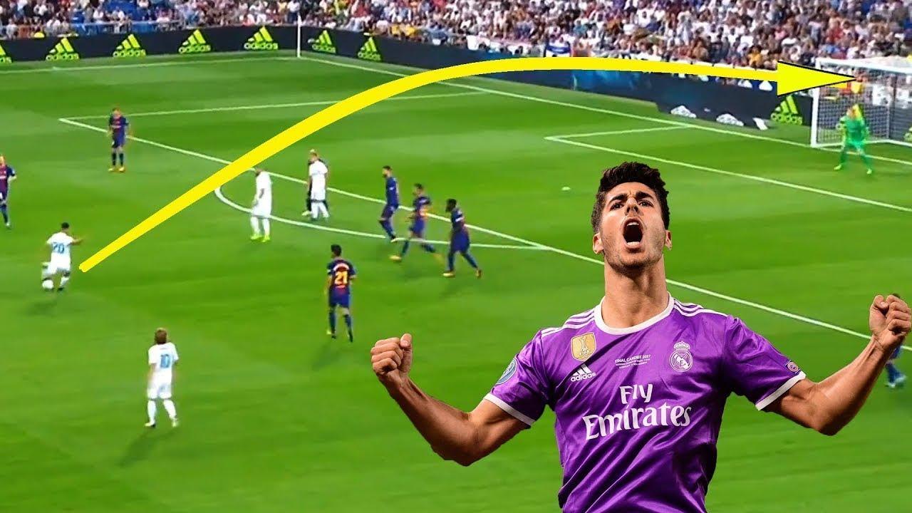 Marco Asensio ○ Top 10 Unimaginable Goals ○ Is He Human ? - YouTube