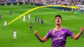 Marco Asensio ● Top 10 Unimaginable Goals ● Is He Human ?