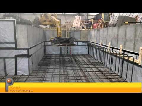 Ward Jet Industrial Machine Foundations