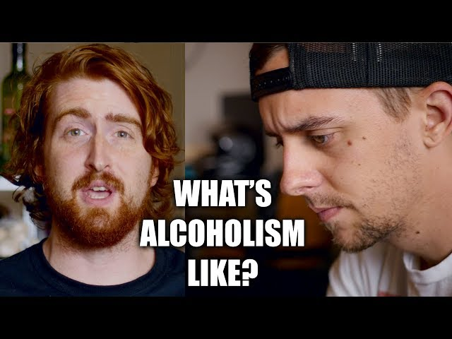 What's Alcoholism Like? Ep.1 | Alcoholic shares about his drinking problem and recovery
