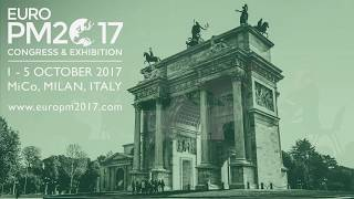 Euro PM2017 Congress & Exhibition Overview