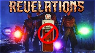 'REVELATIONS' NO JUGGERNOG CHALLENGE STUPIDEST DOWN EVER! - Black Ops 3 Zombies Early Stream! thumbnail