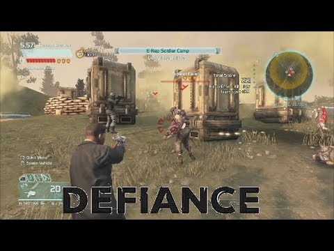 Defiance 101 - How to Level up Gain EGO