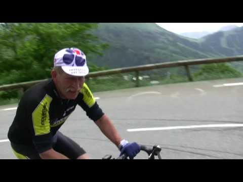 Dirk Boeve, trainingsklim Alpe d'HuZes 2009