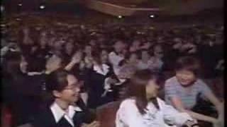 1995年ツアー初日ナイナイ前説.