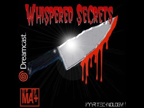 Dreamcast Homebrew Game By Ian Whispers Secrets 1 1 Original Game