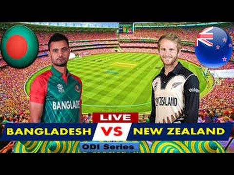 Live Stream Bangladesh Vs New Zealand Live | BD Vs NZ 1st ODI Match Live HD 2016