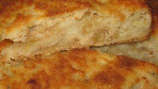 Как приготовить хорватский пирог с яблоками и манкой