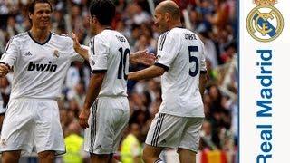 GOLES: Real Madrid Leyendas 2-1 Juventus Leyendas