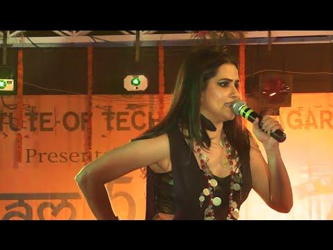 Piya Re Piya Re Thare Bina Lage Nahi Mara Jiya Re | Sona Mohapatra live performance at NIT Agartala