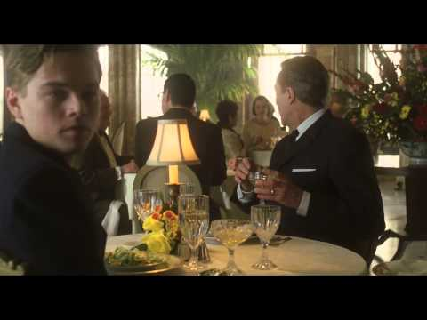 Catch Me If You Can Restaurant Scene by DiCaprio and Christopher Walken