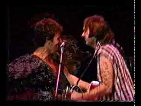 Neil Young   Bruce Springsteen,Crosby and Nash   hungry heart live   Muziek   Entertainment   123video