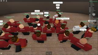 Roblox SCFD Graduation.
