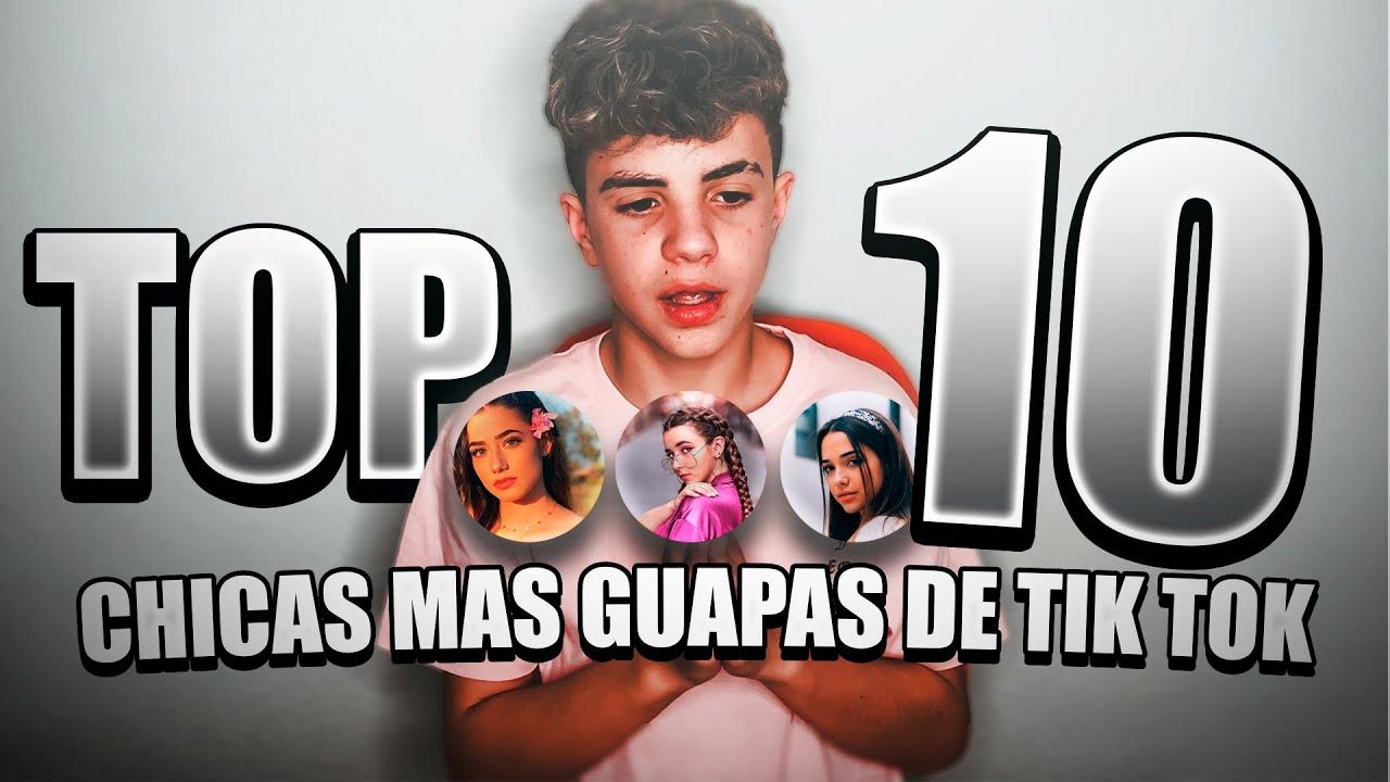 TOP 10 CHICAS MÁS GUAPAS DE TIKTOK / JOSE JULIO
