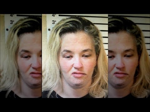 Morgen - Mama June Busted With Crack Pipe