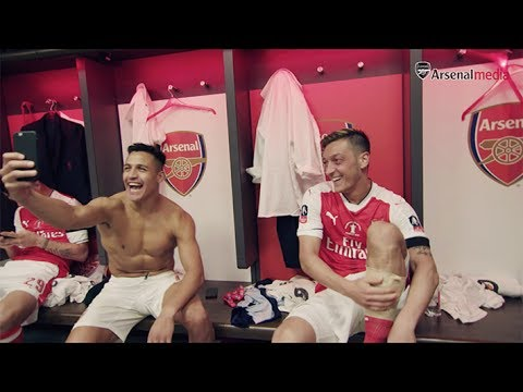 Download Goals, celebrations, UNSEEN moments | 2017 Emirates FA Cup CHAMPIONS!