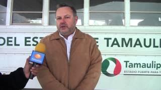 EMPRENDEDORES TELEVISA---ENTREGA DE AUTOBUS ESCOLAR EN SOTO LA MARINA