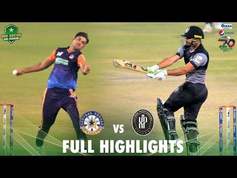 Full Highlights   Khyber Pakhtunkhwa vs Central Punjab   Match 33   National T20 2021   PCB   MH1T